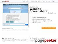 Zrzut ekranu http://www.czyszczenie-karcherem.pl